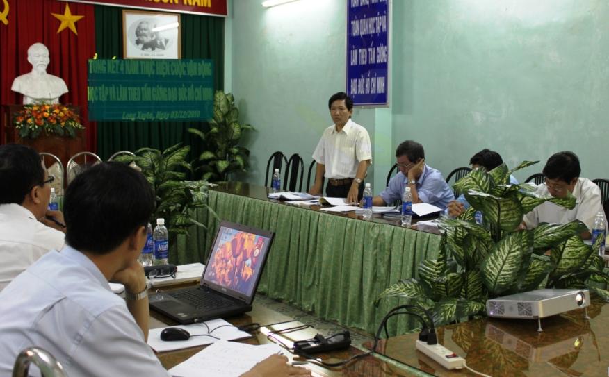 Bảo vệ Định mức Kinh tế Kỹ thuật tại An Giang